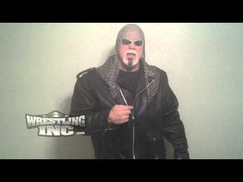 Scott Steiner calls out Hulk Hogan, issues $1 million challenge