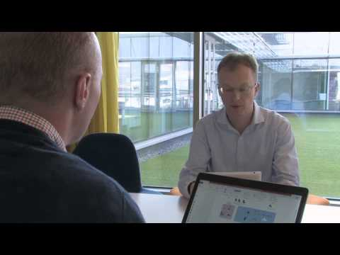 Ergo's Lync and Office 365 Deployment for Core Media  Video Case Study