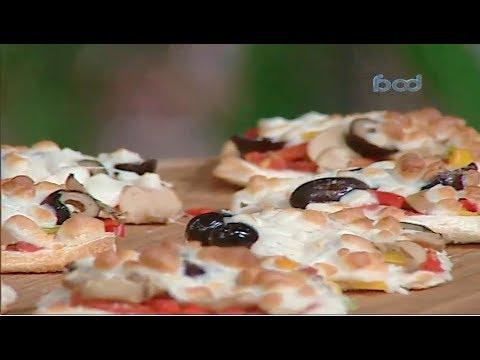بيتزا التوست  بالبلوبيف | الشيف #ساره_عبدالسلام #سنه_اولي_طبخ #فوود