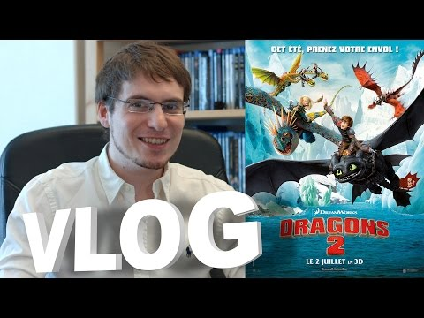 Vlog - Dragons 2