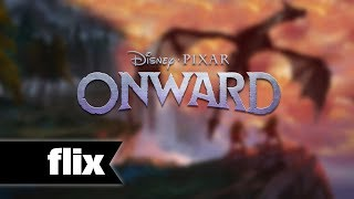 Disney Pixar - Onward - First Look: The Story & Cast (2020)