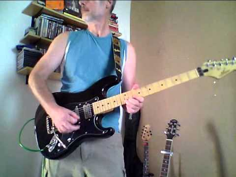 Iron Maiden - Rime of the Ancient Mariner - Dave Murray Solo