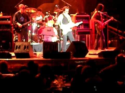 Blue Oyster Cult Live - Buck's Boogie - Mohegan Sun Wolf Den CT 10/9/2010