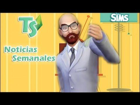 TELESIMS (Noticias) #24 | PROFESIÓN CIENTÍFICA, EVENTO MADRID