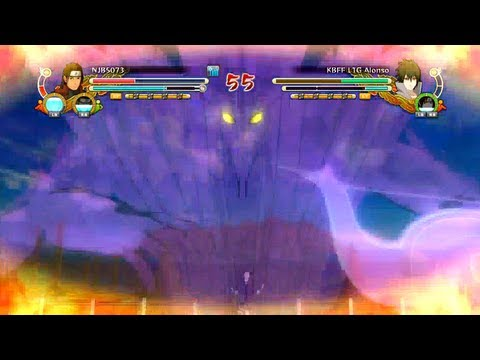 Naruto Shippuden Ultimate Ninja Storm 3: SASUKE CAN SURPASS MADARA!!!