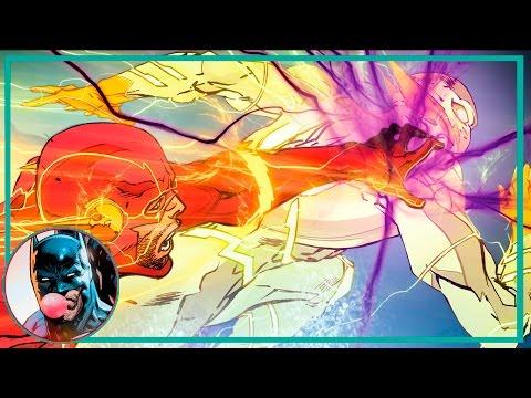 ✅ Флэш УКРАЛ Силу Скорости Других Спидстеров и ...  Барри Аллен. Flash. Dc Comics.