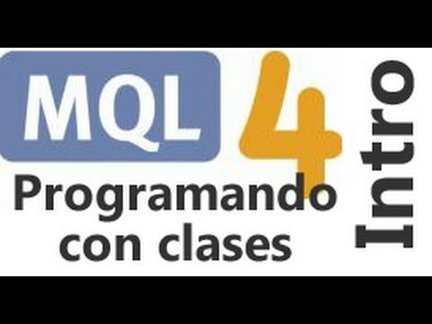 Introducción al uso de clases en la programación de MQL4