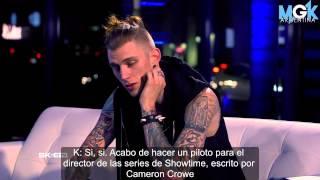Download Lagu Entrevista a Machine Gun Kelly en SKEE TV | Subtitulada. Gratis STAFABAND