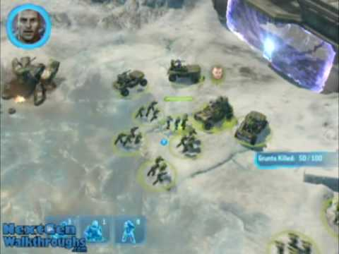 Halo Wars - Achievement - My Own Worst Enemy Video