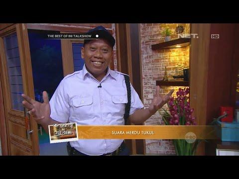 download lagu The Best Of Ini Talkshow - Waw, Tiba-tiba Suara Tukul Kok Berubah Jadi Merdu gratis