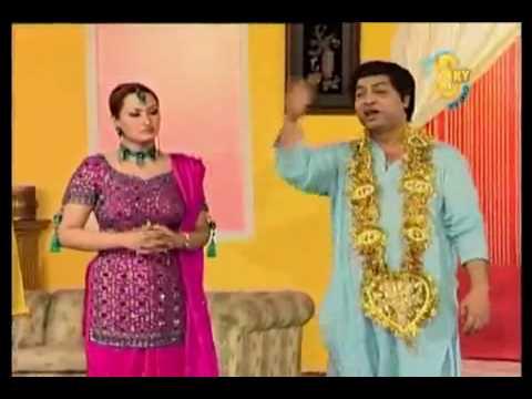 Punjabi stage drama new hussan