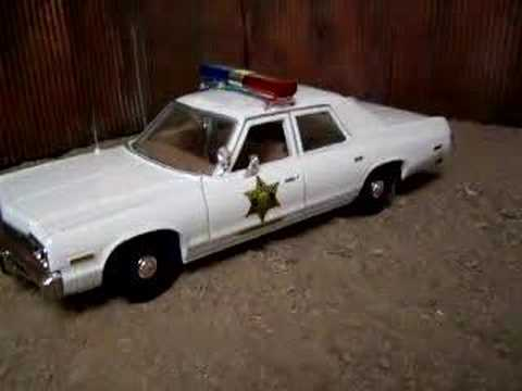 Dukes of Hazzard Car Chase Rosco Car Dukes of Hazzard