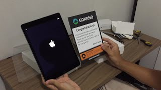 Unboxing Ipad Air 2 Gokano 2016.