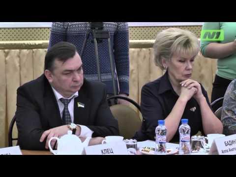 Наталия Комарова в проекте Бережливый регион