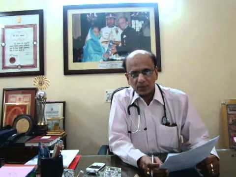 Padma Shri Awardee Dr KK Aggarwal on Asthma linked to Smoking in English
