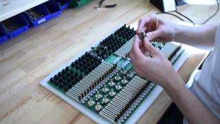 KOMA Elektronik: Building the Komplex Sequencer