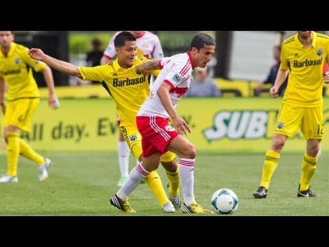 HIGHLIGHTS: Columbus Crew vs New York Red Bulls | May 4, 2013