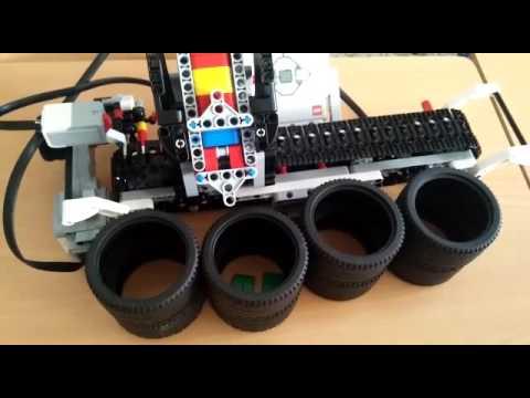 Clasificadora Con Lego Mindstorms EV3