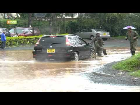 Four Dead, Properties Destroyed Following Heavy Rains In Nairobi