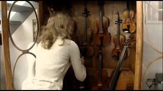 1 Konzertmeisterin Des Stuttgarter Kammerorchesters Susanne Von Gutzeit