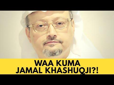 Waa Kuma Jamaal Khaashuqji