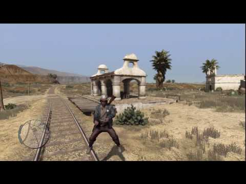 "Red Dead Redemption-""Ghost Riding"" [HD]"