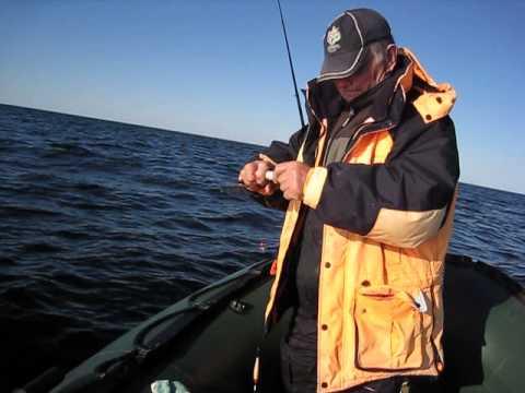 весенняя рыбалка на ладоге видео