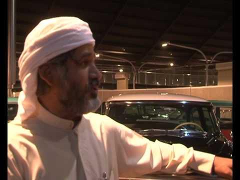 Sheikh's Pyramid of Cars