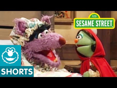 Sesame Street: Little Red Riding Hood