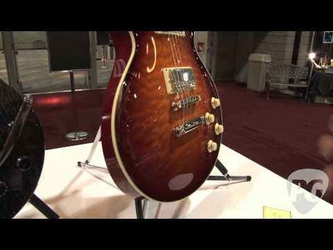 Summer NAMM '10 - Collings Guitars City Limits Jazz&Jason Lollar Johnny Smith-style Humbucker