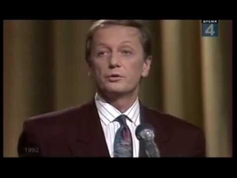 «Предсказания», «Телефон» - Михаил Задорнов, 1992 («В каждой шутке есть доля шутки»)