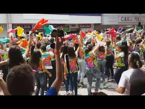 Flash Mob Gospel - DJ PV - Som da Liberdade