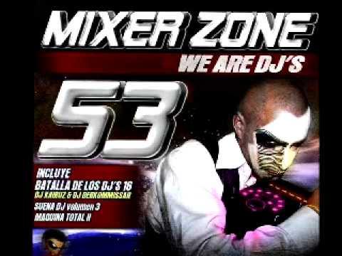 Mixer Zone 53 dj Kairuz