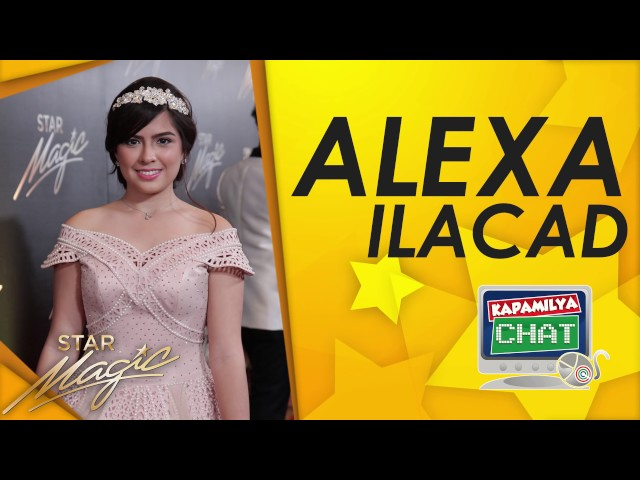 Kapamilya Chat with Alexa Ilacad for To The Moon and Back Album