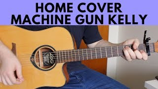Download Lagu Home - Machine Gun Kelly, X Ambassadors & Bebe Rexha Acoustic Guitar Cover Gratis STAFABAND