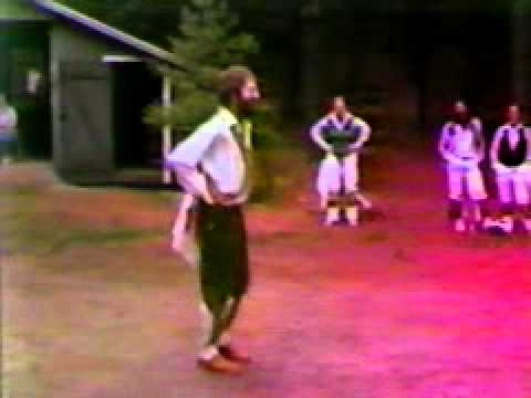 1982 Pinewoods jig competition, pt 4