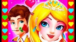 Мультик про принцесса и принца!  Сказочная история любви. Мультфильмы для девочек.