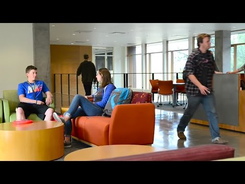 COCC Residence Hall Video Tour