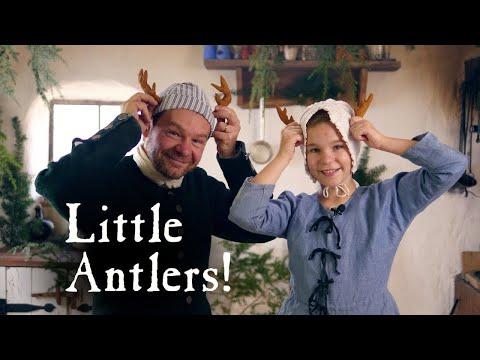 Deep Fried Cookies! - Little Deer Antlers