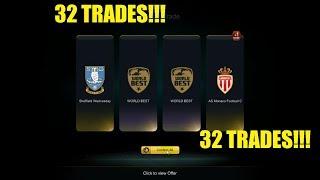 32 TRADES VIDEO SPECIAL! +5/+6/+7/+8 MANIA! - FIFA ONLINE 3 강화성공! เปิดแพค!