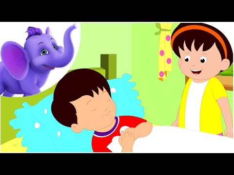 Are you Sleeping - Nursery Rhyme (HD) -LuIw5V-uKo4