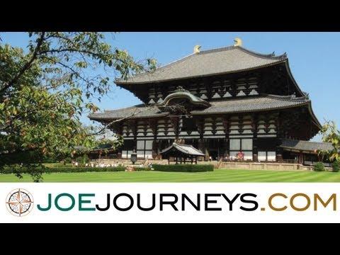 Nara - Japan  | Joe Journeys