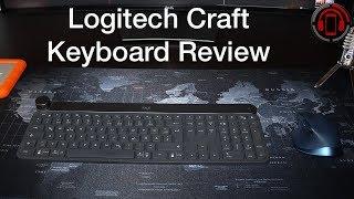 Logitech Craft Keyboard Review [Deutsch/German]