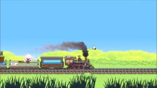 Tiny Rails [Steam #9] - Asia East and Mexico with a 350,000 Vault