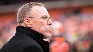 John Dorsey Rips Previous Browns Regime | Stadium