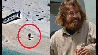 قصة رجل يمضي 9 سنوات في جزيرة مهجورة وما حدث له كان غريبا