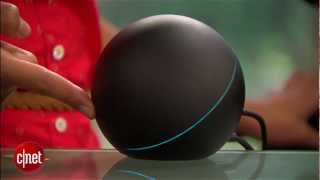 Google Nexus Q streaming-media player - First Look
