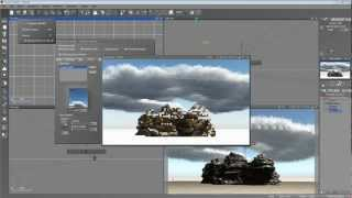 Vue Tutorial: Cloud Zones and other Atmospheric settings
