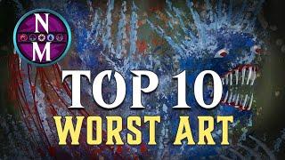 MTG Top 10: WORST Art