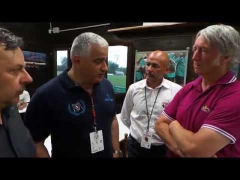 23-23 Raffaele Geminiani intervista John Peter Rhys Williams - Settimo Milanese 30 maggio 2014